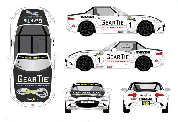 geartie car